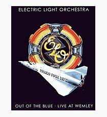 E.L.O. Live WEMLEY Photographic Print
