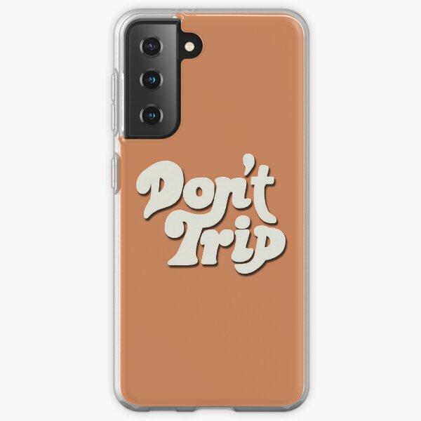 Mac Miller Don't Trip Circles Swimming Text Design Samsung Galaxy Soft Case