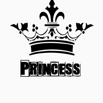 Princess by justtees