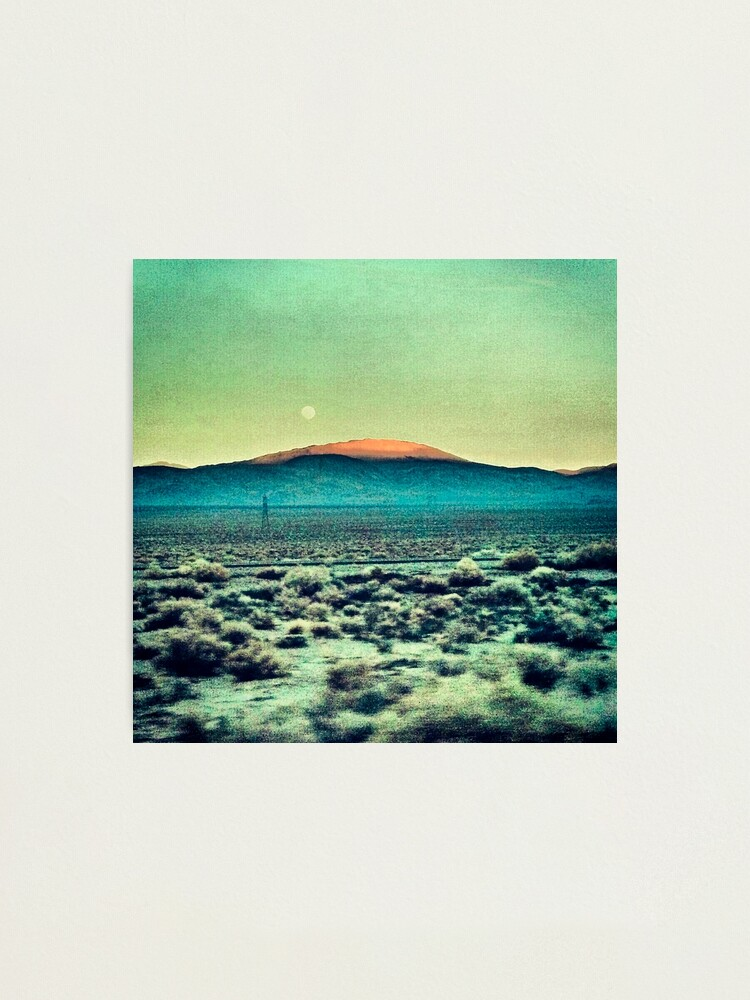 Alternate view of Bad Moon Photographic Print