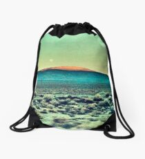 Bad Moon Drawstring Bag