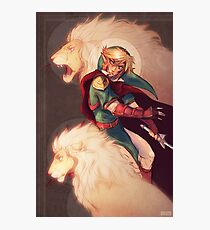 Prince of Lions Photographic Print