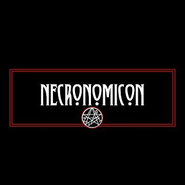 Necronomicon 2 by Sith-Grotto