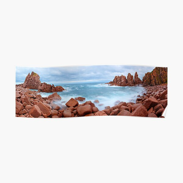 The Pinnacles, Philip Island, Australia Poster