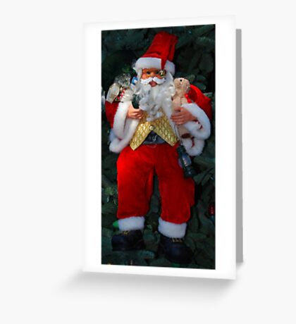 Comin' To Town! Greeting Card