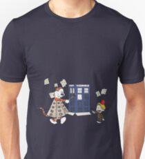 Doctor and Daleks Unisex T-Shirt