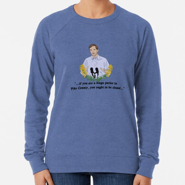 Andy Beshear Shuts Down The Bingo Parlor Lightweight Sweatshirt