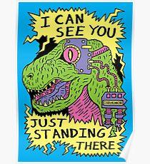 Eye Rex Poster