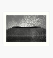 Walkie Talkie Building - Architecture Study Art Print
