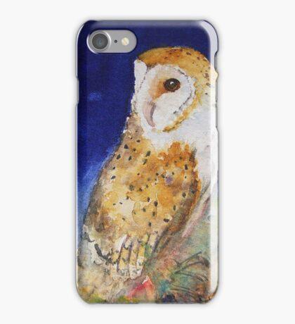 Barn Owl iPhone case iPhone Case/Skin