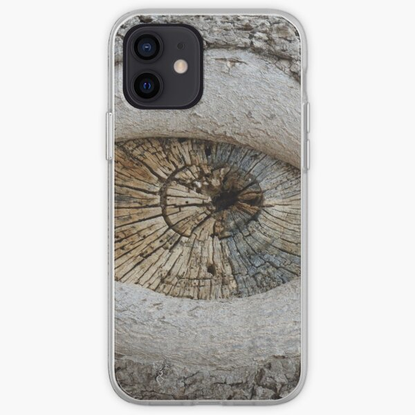Eye to the world iPhone Soft Case