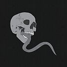 Skull Tongue [Grey] (Other Colours Available) by Styl0