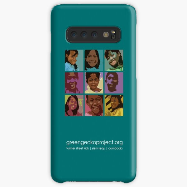 Pop art Geckos Samsung Galaxy Snap Case