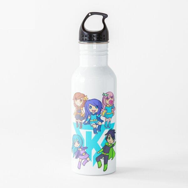 Its Funneh Water Bottle Redbubble