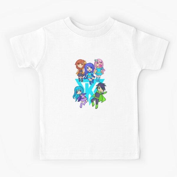 Krew Heroes Blue Kids T-Shirt