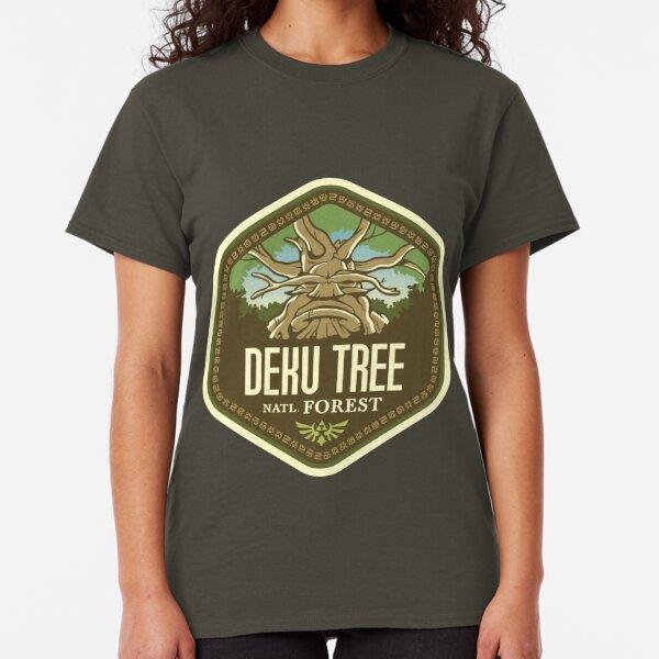 Deku Tree National Forest Classic T-Shirt
