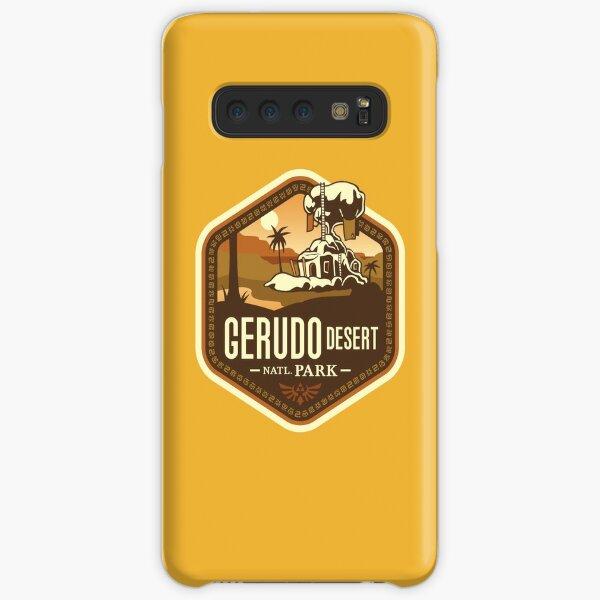 Gerudo Desert National Park Samsung Galaxy Snap Case