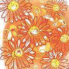 Uglifying Flowers by Burn1Em