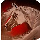 White Horse by Richard-Gary Butler