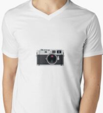 ON SALE!!!!!  Leica Camera iPhone case Men's V-Neck T-Shirt