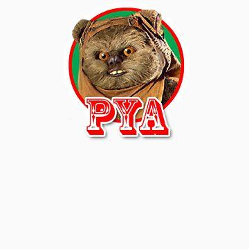PYA Ewok by monkeyjedi