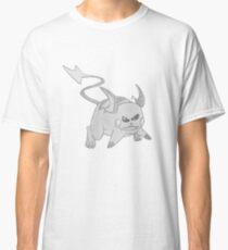 Raichu - B&W by Derek Wheatley Classic T-Shirt