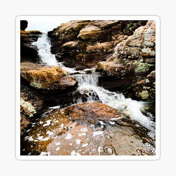 Rushing Water Sticker
