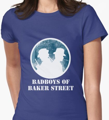 Bad Boys of Baker Street Victorian Edition (White) T-Shirt