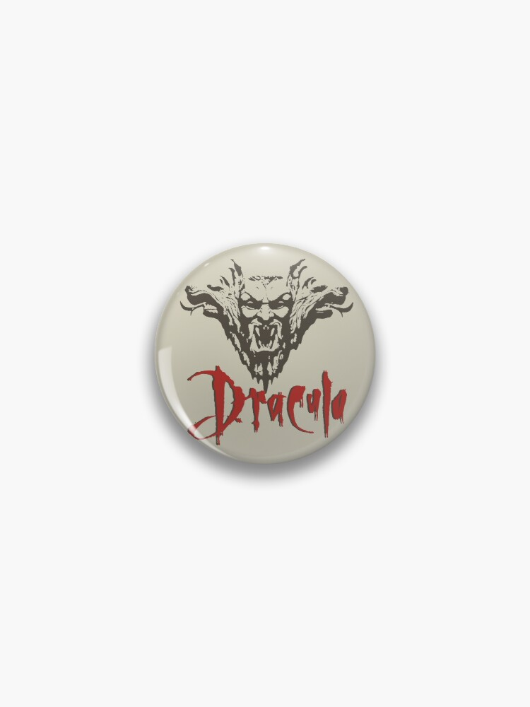 B075b 1992 Bram Stoker/'s Dracula 1.25 promo pin badge