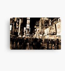 Lienzo ''Nueva York, Nueva York''