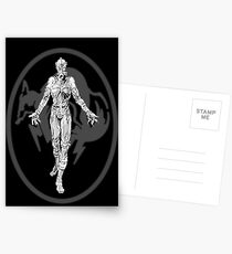 Psycho Mantis Postcards