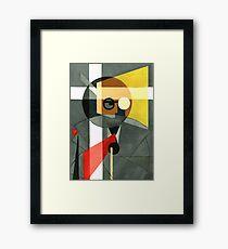 Rudolf Carnap Framed Print