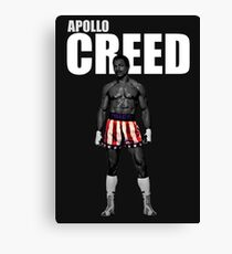 APOLLO CREED Canvas Print