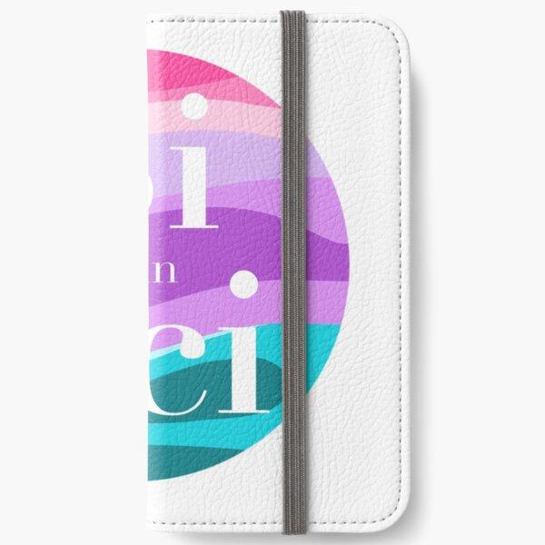 Bi in Sci  iPhone Wallet