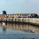 Margate Harbour Panorama by John Gaffen