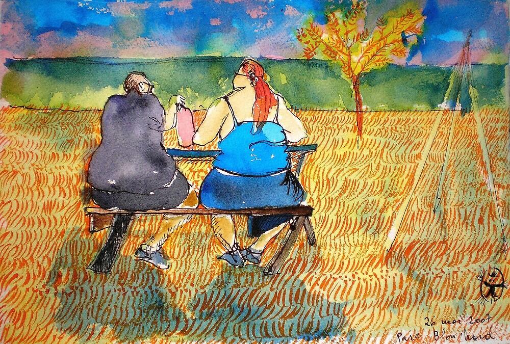 Fast Fooders Tenderness by ivDAnu