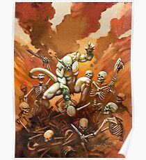 Demon Rage Poster