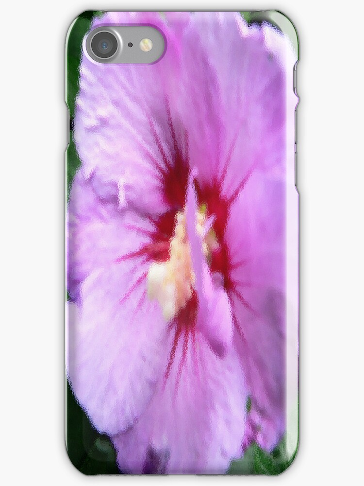 flower iphone by andytechie