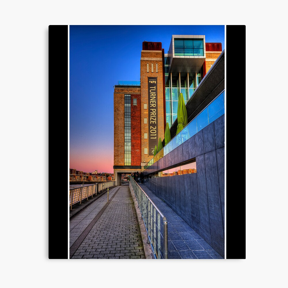 The Baltic @ Sunset Canvas Print