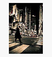 ''Broadway'' Photographic Print