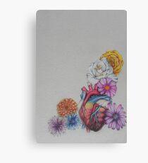 Beautiful Heart Canvas Print