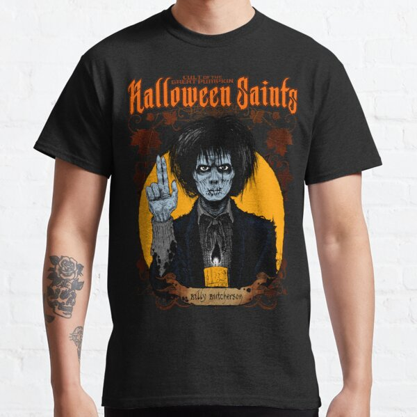 Halloween Saints: Billy Butcherson Classic T-Shirt