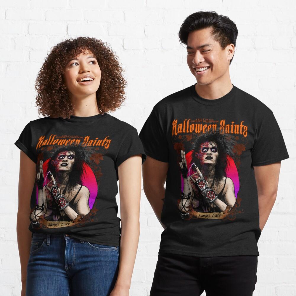 Halloween Saints: Sammi Curr Classic T-Shirt