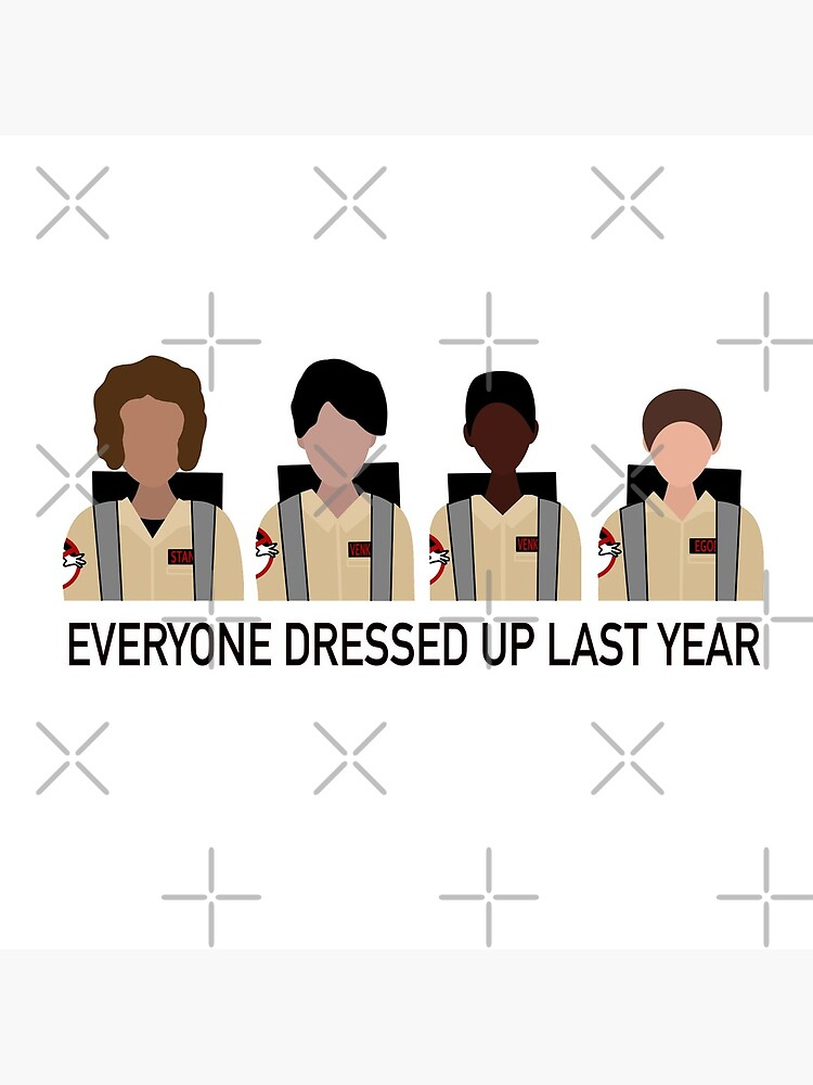 Stranger things ghostbusters  by OffbeatOctopus