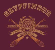 Gryffindor - Quidditch Champions Tee