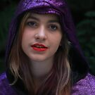 Princess in Purple 2015 by maureenclark