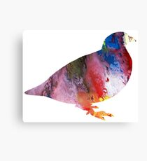 Partridge  Canvas Print