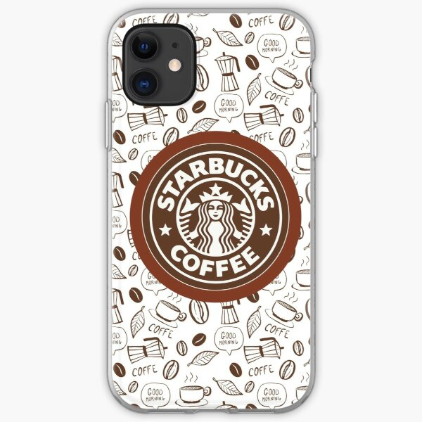 Starbucks iPhone Soft Case