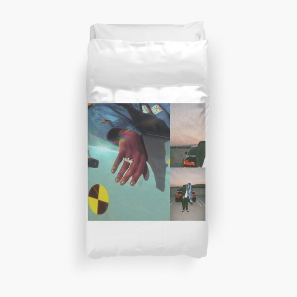 A$AP Rocky icy finger Duvet Cover