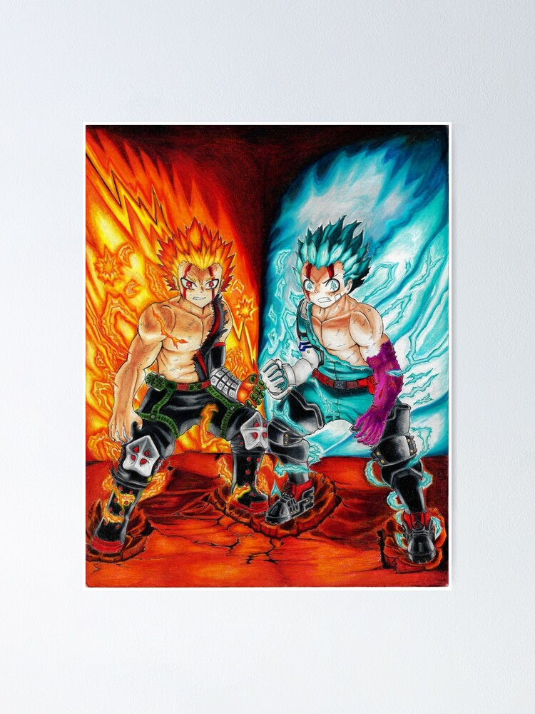 My Hero Academia Heroes Rising Poster By Yuudaisato Redbubble